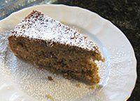 Easy Zucchini Carrot Cake: Zucchini Cake