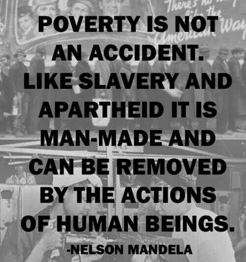Ending Extreme Poverty ... in a Generation