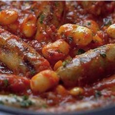 No. 8 slow cooker recipe of 2014 on www.slowcookerclub.com - Slow Cooker Sausage Cassoulet