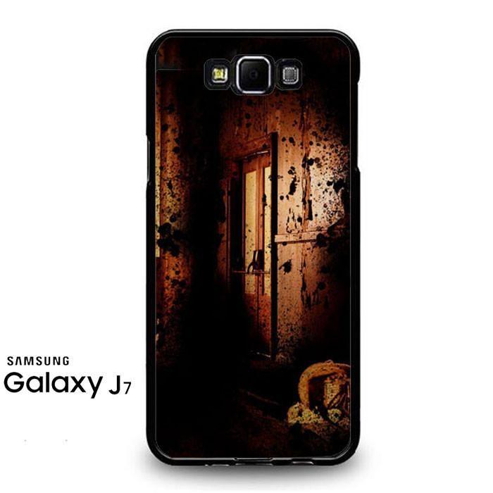 Silent Hill Strange Samsung Galaxy J7 Prime Case