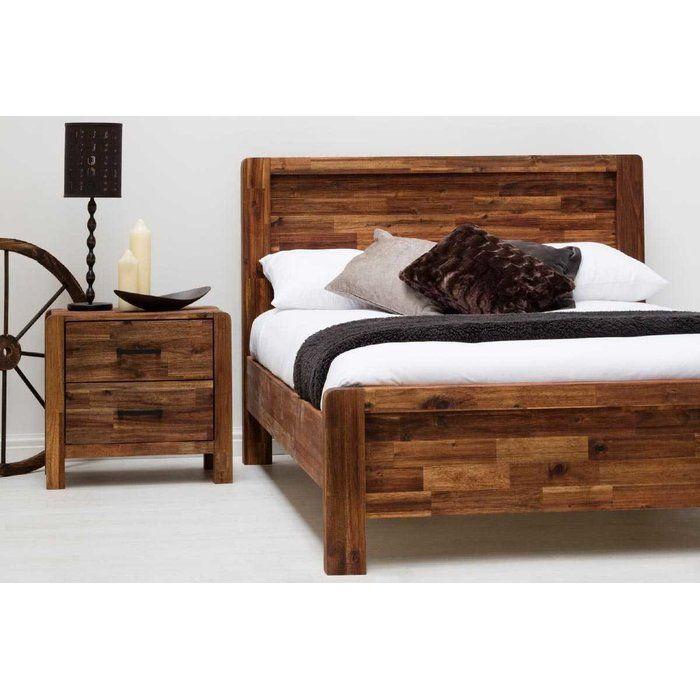 Carmona Bed Frame Wooden Frames