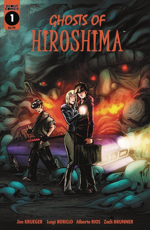 GHOSTS OF HIROSHIMA #1