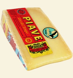 trader joes piave cheese. delicious!