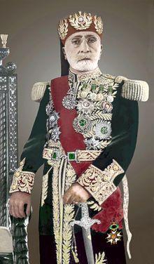 Muhammad VIII al-Amin di Tunisia