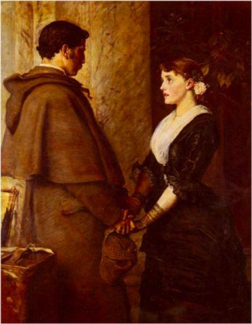 J. Everett Millais, Ναι. 1877. Ιδιωτική Συλλογή