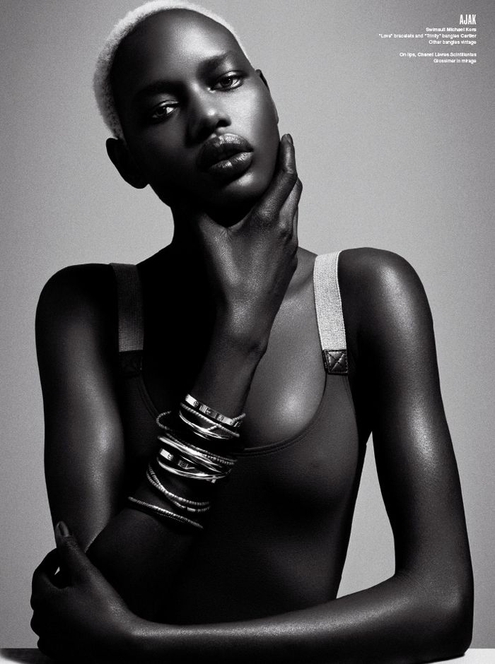 african american models in black and white | TOP 20 African Fashion Models (You need to know) | L'Abidjanaise #NaturalHair #BlackBeauty #Afro #AfroCentric