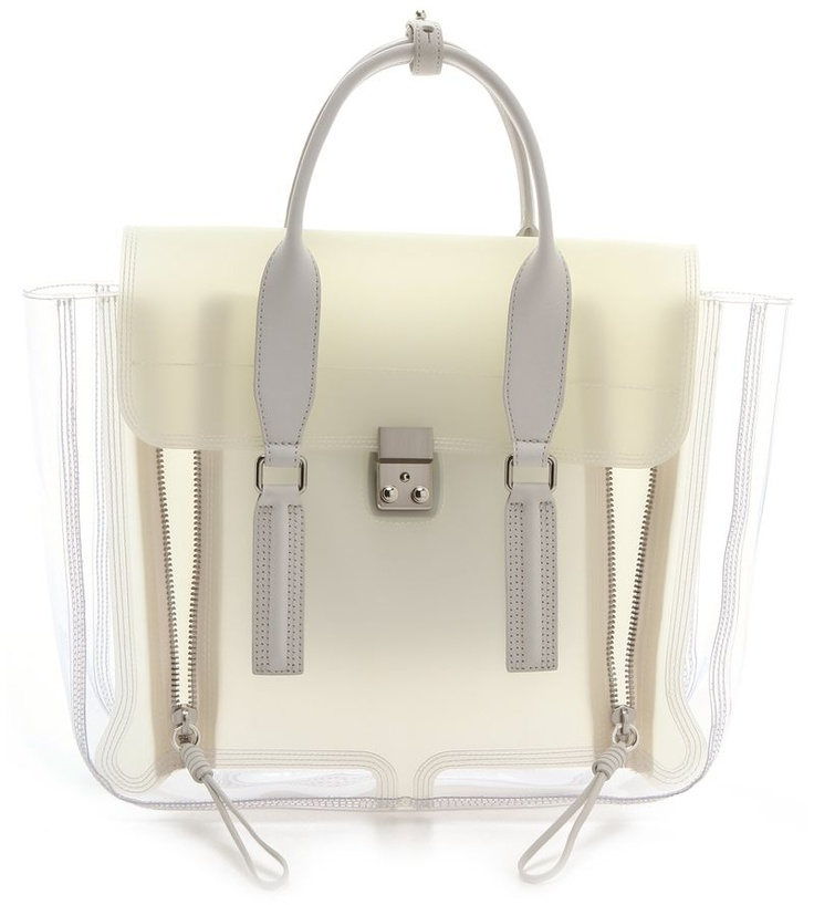 124 best Clear bag images on Pinterest | Bags, Clear handbags and ...