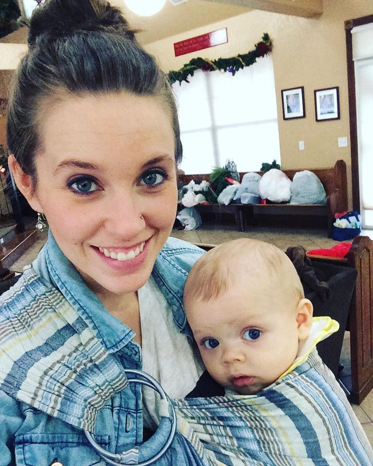 "Jill Duggar posts ""cuddle baby"" photo with her son Samuel   Jill Duggar cuddled up to her infant son in a new photo this week. #Duggars"