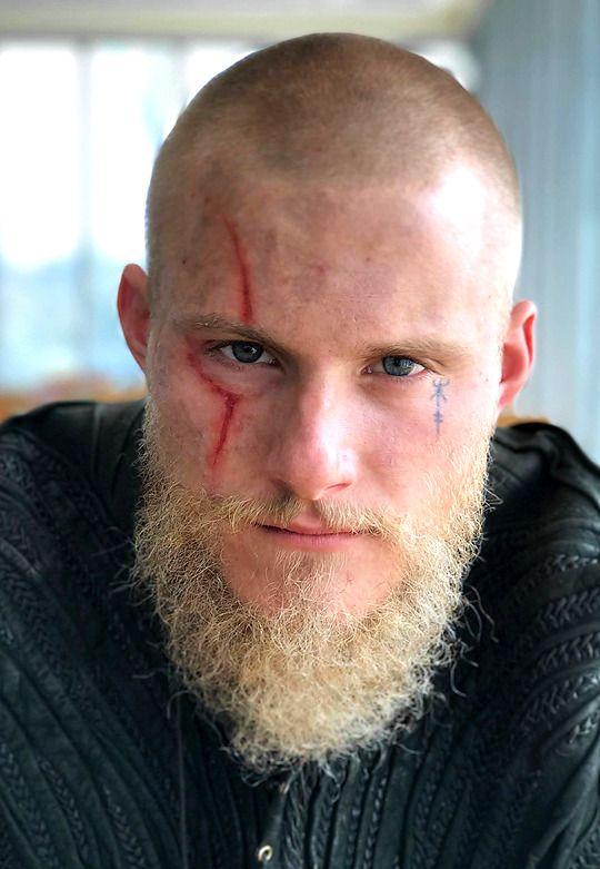 Björn Ironside in Season 5 of Vikings.