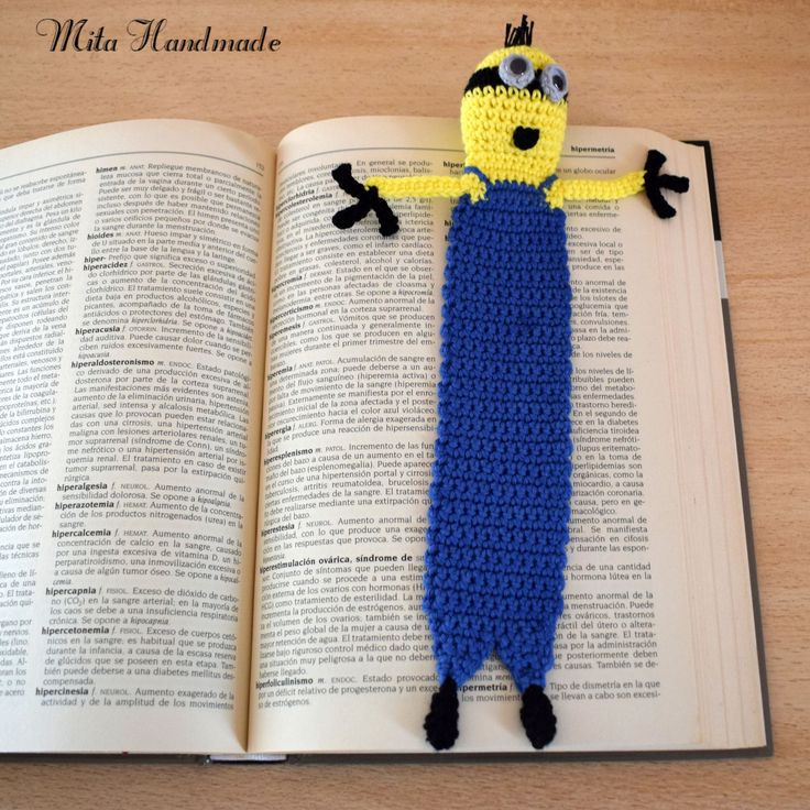 10 best Marcapáginas crochet images on Pinterest | Häkeln, Eidechsen ...