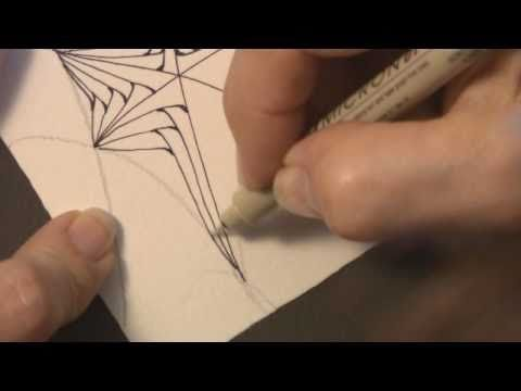 Zentangle Video -- Show these in class and sit back in awe! :)