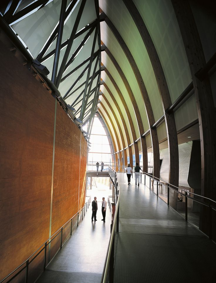 National wine centre of Australia by Cox Grieve Architects