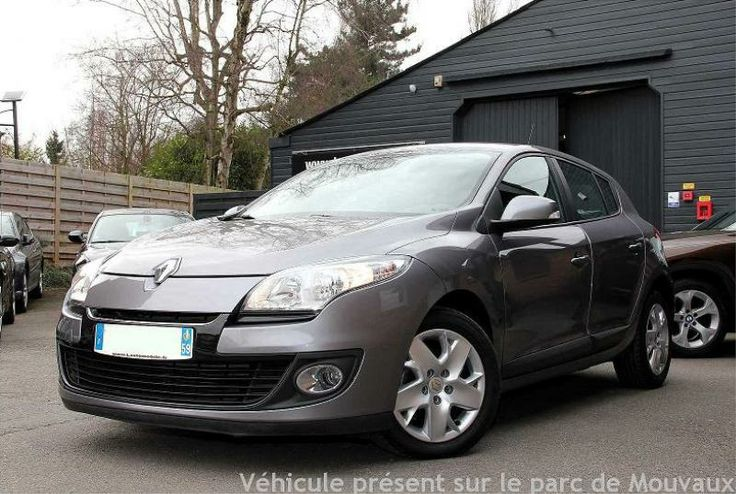 OCCASION RENAULT MEGANE III (2) 1.5 DCI 110 ENERGY FAP BUSINESS ECO2