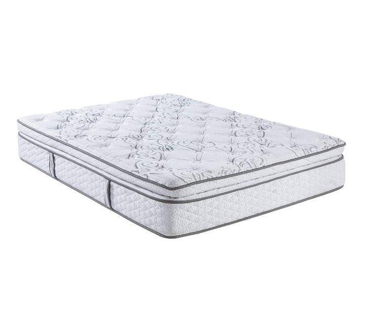 Bedroom Accent Wallideas: Perfect Sleeper Harmon Super Pillow Top Queen Mattress At