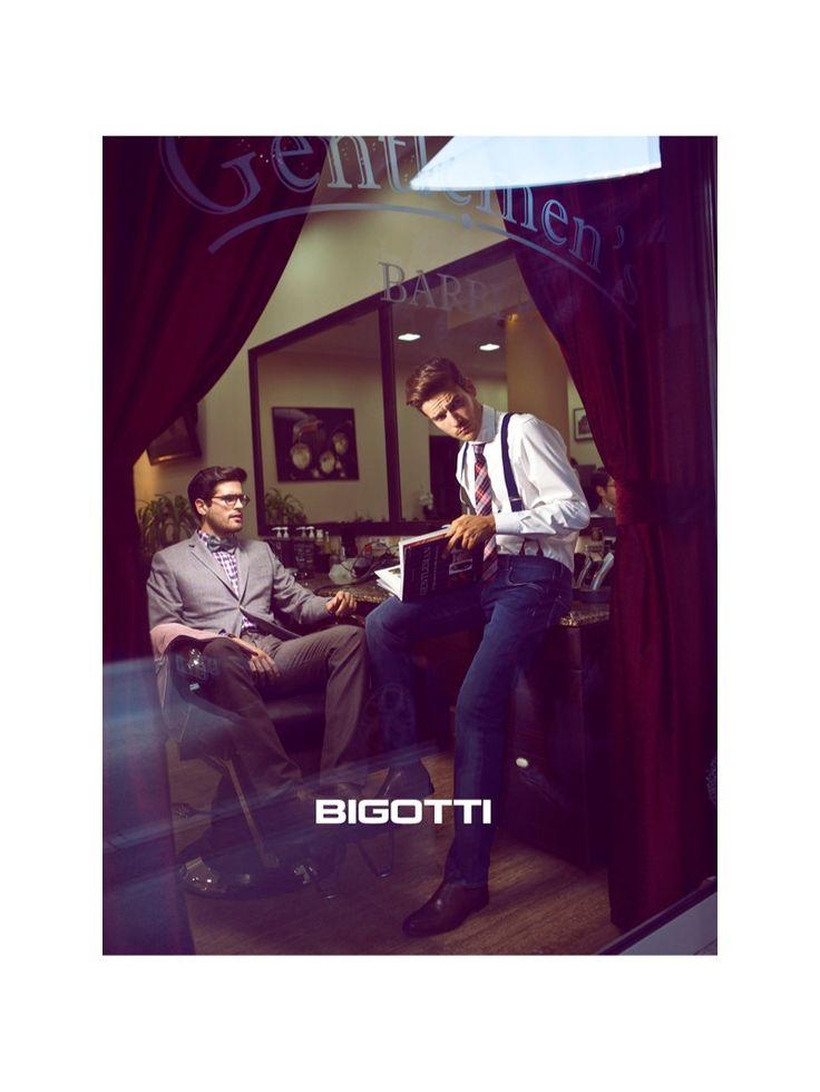 bigotti fall winter 2013 campaign 0016 Marco Castelli, Thibault Theodore, Matteo Scalvini & Stefano Sala for Bigotti Fall/Winter 2013 Campai...