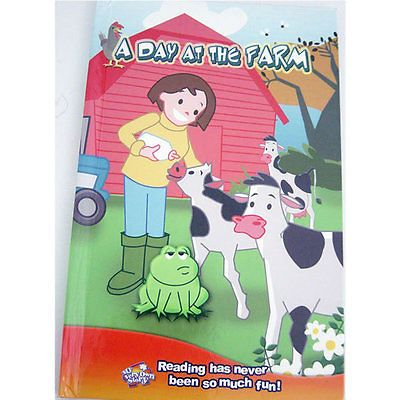 Personalised Childrens Book  And Free Santa Letter - A Day At The Farm