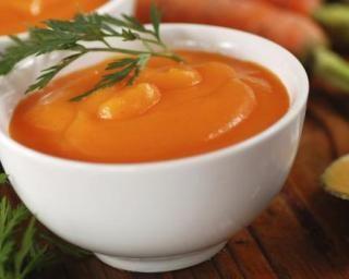 Velouté léger de carottes au lait de coco au Cookeo : http://www.fourchette-et-bikini.fr/recettes/recettes-minceur/veloute-leger-de-carottes-au-lait-de-coco-au-cookeo.html
