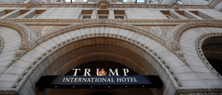 Man Sets Himself On Fire In Protest Of Donald Trump At Trump Hotel In Washington DC [VIDEO]