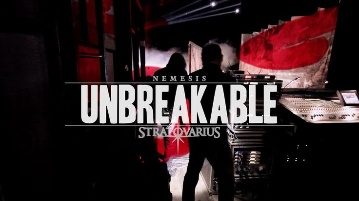 Stratovarius Unbreakable Official Music Video from the album http://www.youtube.com/watch?v=cfYkn1LAPKY