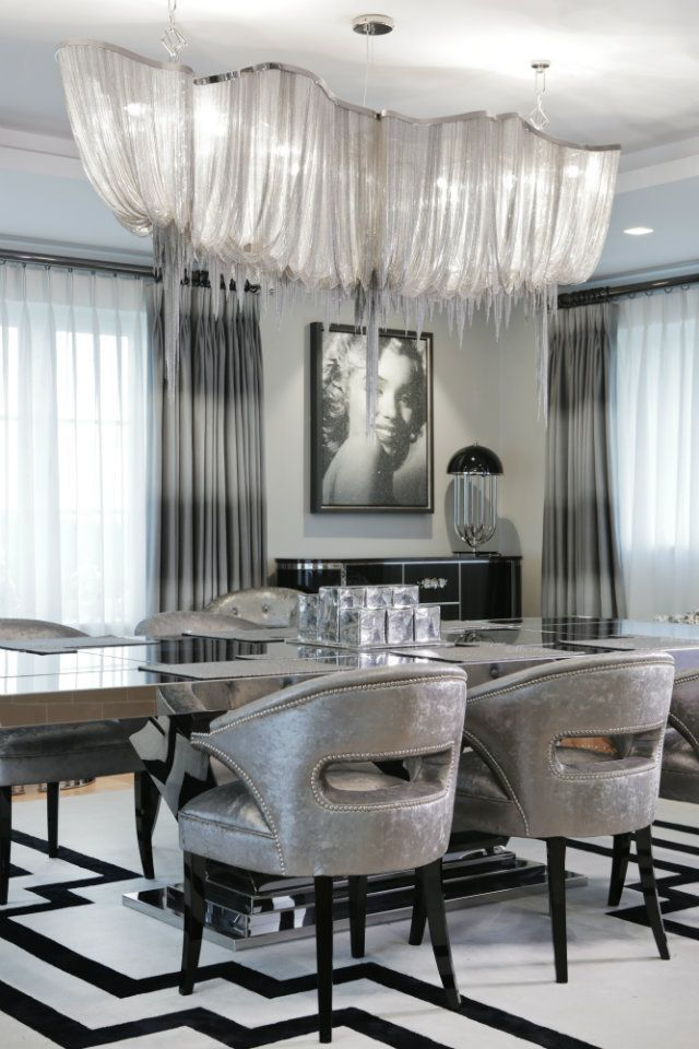 House Music Room: Top Designers* Peter Staunton's Newest High End Interior
