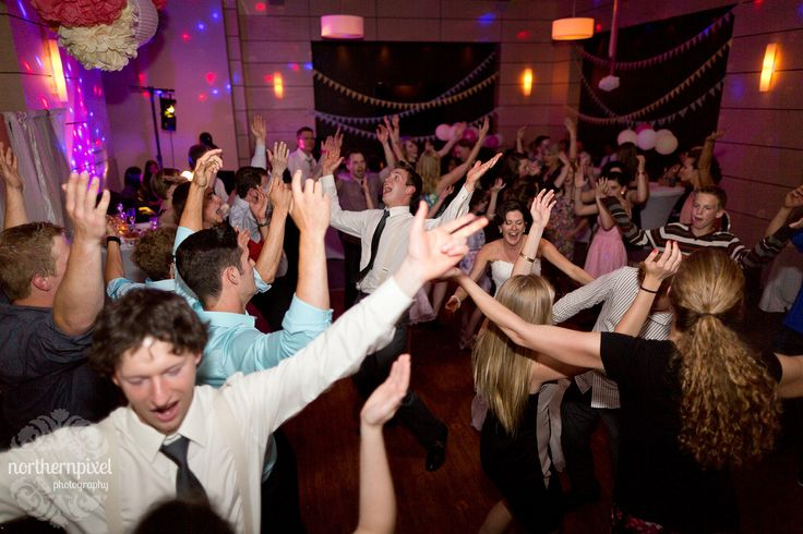 Dancing at the Wedding Reception - Ramada Prince George, by Northern Pixel Photography