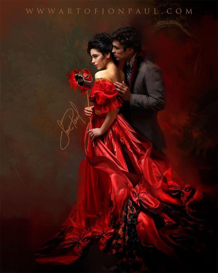 Masquerade Mask Fantasy CouplesHistorical RomanceRomance Novel