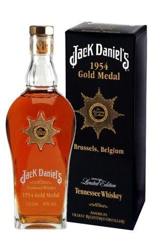 Jack Daniel's 1954 Gold Medal 1L desde 121€