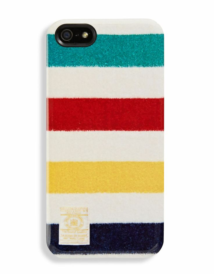 HBC Collection | Point Blanket iPhone 5 Case | Hudson's Bay