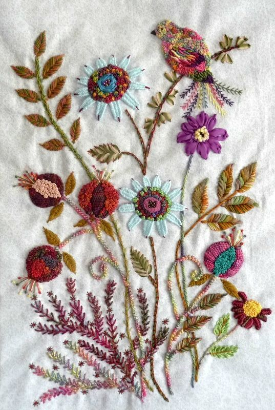 Best gipsy quilt images on pinterest embroidery
