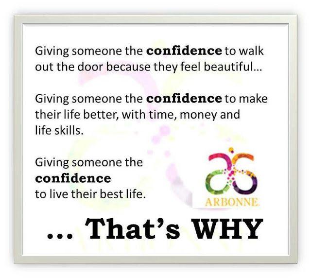 What's your WHY? #arbonne www.JoleneRadnoti.arbonne.com