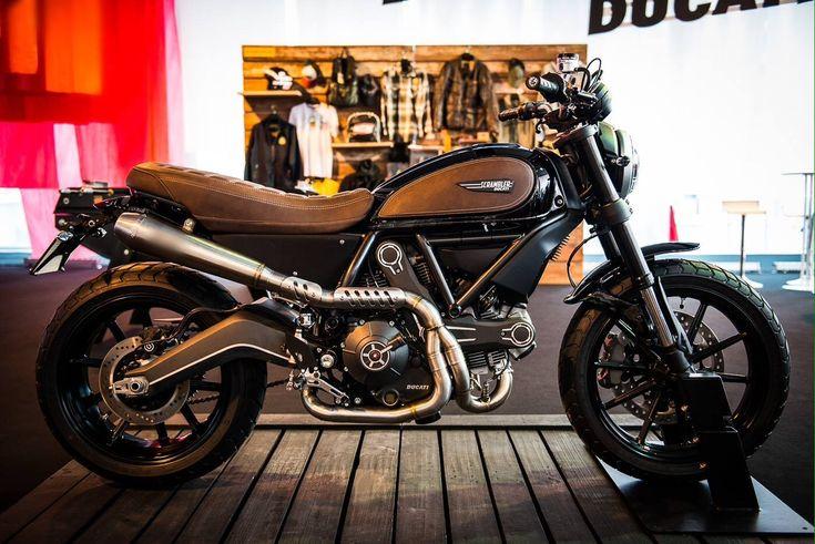 Scrambler Ducati Facebook Photos - Ducati Scrambler Forum
