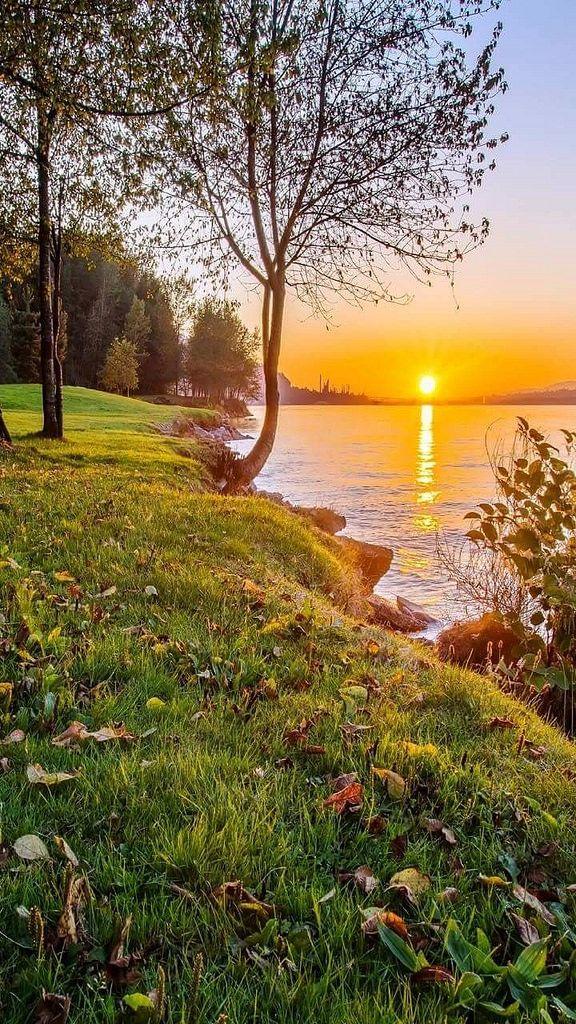 Sunrise On River Cauvery Beautiful Landscape Photography Beautiful Nature Beautiful Landscapes