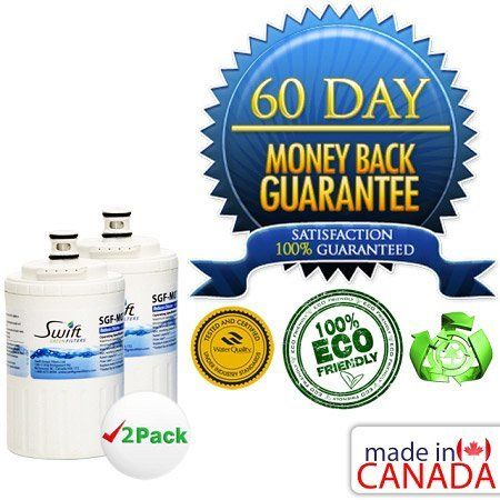"""Maytag 7002 Certified Green Refrigerator Water Filter 2 Pack by Maytag. $52.00. Carries WQA Gold Seal, Meets NSF/ANSI 42 Certification:Lasts for Over 8 Months!Certified Green Product.Shipped in Sanitary Sealed Bag, Pre Silicon Lub Applied, Ready to use!Specifically Made to fit your Fridge - Made in North America.Help save the environment with this eco-friendly """"green"""" filter. Compared to conventional carbon-based filters, Green filters are environmentally frien..."""