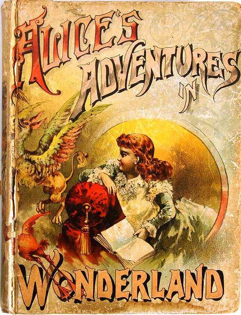 Alice In Wonderland, 1892