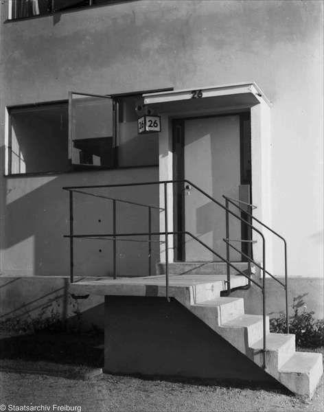 Weißenhofsiedlung: Am Weißenhof 26 - Deutsche Digitale Bibliothek