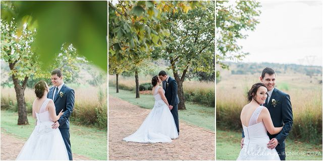 Ironrose Photography took amazing shots of Rochelle and Frederick at Casa-lee Country Lodge www.casa-lee.co.za