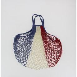 Filet à Provisions Petite Anse en coton - la société française FILT est spécialisée dans le tricotage de filets depuis1860 !