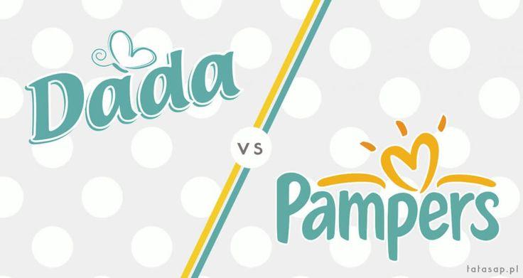 Pieluchy jednorazowe: Dada czy Pampers?