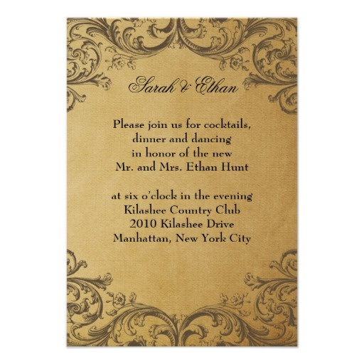 Count Of Monte Cristo Wedding Invitation guitarreviewsco