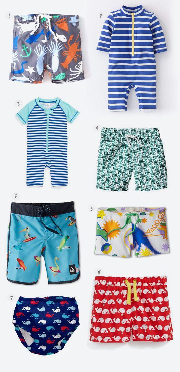 CULTURED. Blog - Baby Boy Swimwear