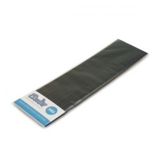 Zestaw 25 sztuk dodatkowych wkładów z plastiku ABS do długopisu 3Doodler w kolorze czarnym