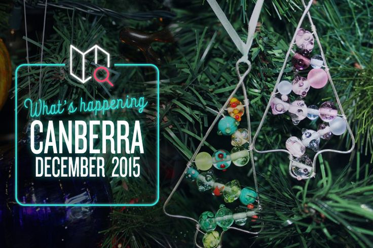 Grab your wands and Santa hats; Canberra's full of magic this Christmas!