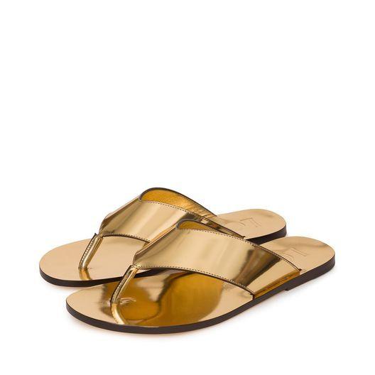 Loewe Gold Sandal