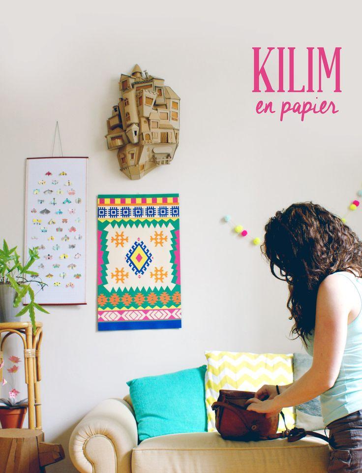 17 meilleures id es propos de tapis d orient sur for Article de decoration interieur