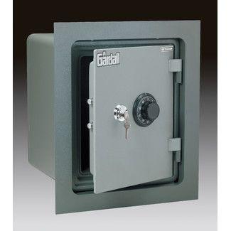Gardall Safe Corporation 1 Hr Fireproof Wall Safe