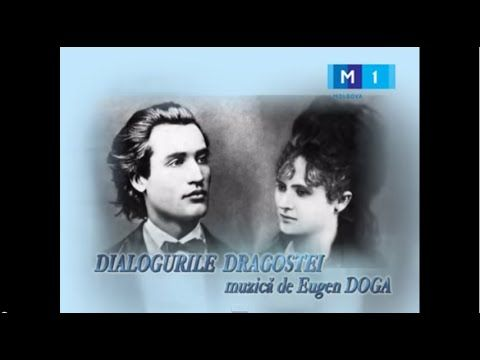 Dialogues of love. Love story of Mihai Eminescu and Veronica Micle.
