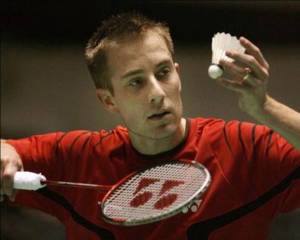 Peter Gade, best badminton player ever!