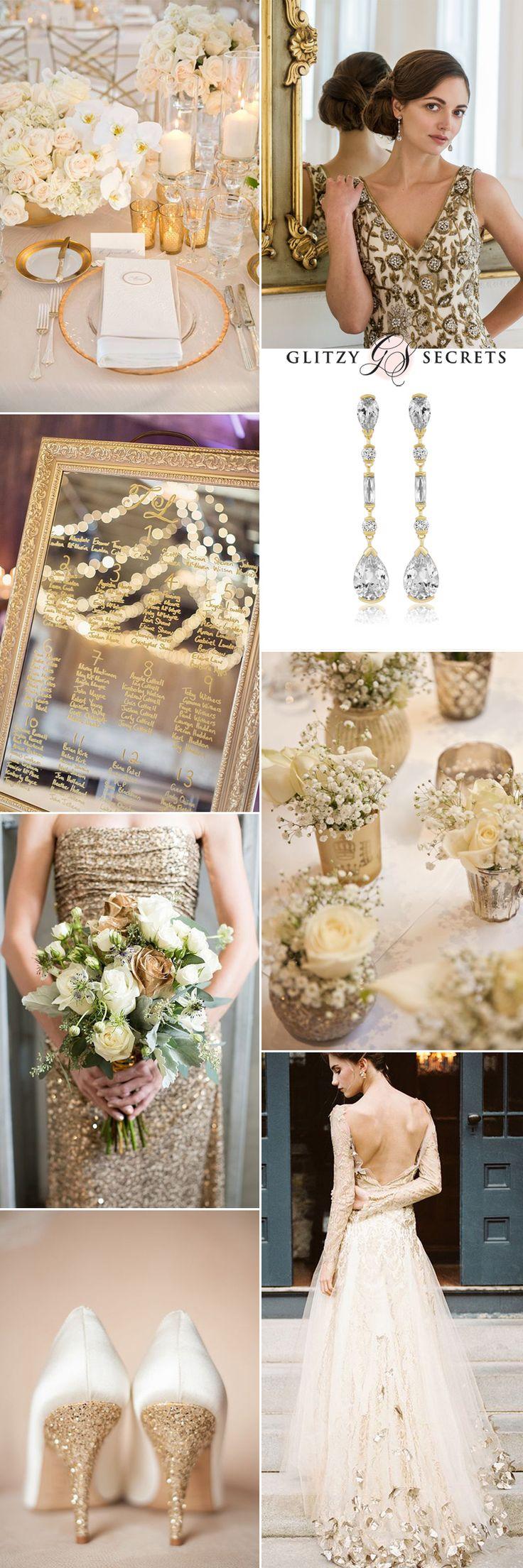 Best 25+ Gold wedding theme ideas on Pinterest | Gold ...