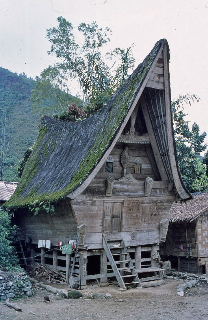 traditional house