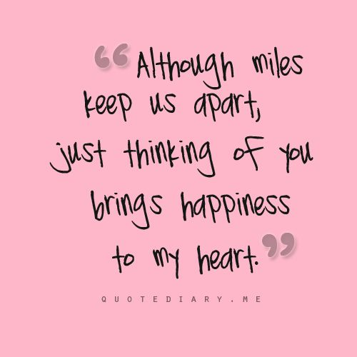 Fine Sad Long Distance Relationship Quotes Sayings Pictures ...